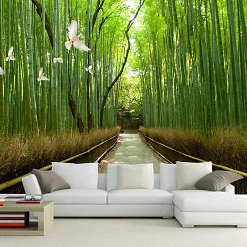 223018baoxaydung image001 Tận hưởng không gian sống giữa thiên nhiên nhờ giấy dán tường