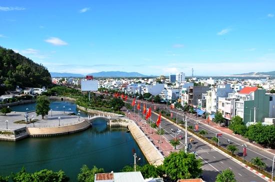 Chuyển quyền sử dụng đất dự án Khu đô thị xanh Vũng Chua, TP Quy Nhơn