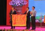 Bệnh viện Phụ sản Hải Phòng đón nhận Cờ thi đua của Chính phủ