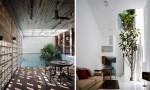 Hai ngôi nhà Việt vào top công trình có giếng trời thông minh