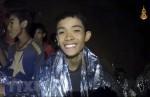 Nguy cơ các thành viên đội bóng Thái Lan bị nhiễm trùng nguy hiểm