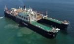 Quá trình chế tạo tàu xây dựng lớn nhất thế giới
