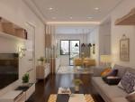 Một số giải pháp thiết kế nội thất chung cư nhỏ