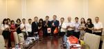 Báo Xây dựng tăng cường hợp tác đối ngoại
