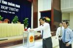 Bầu bổ sung 4 Ủy viên UBND tỉnh Quảng Nam nhiệm kỳ 2016-2021