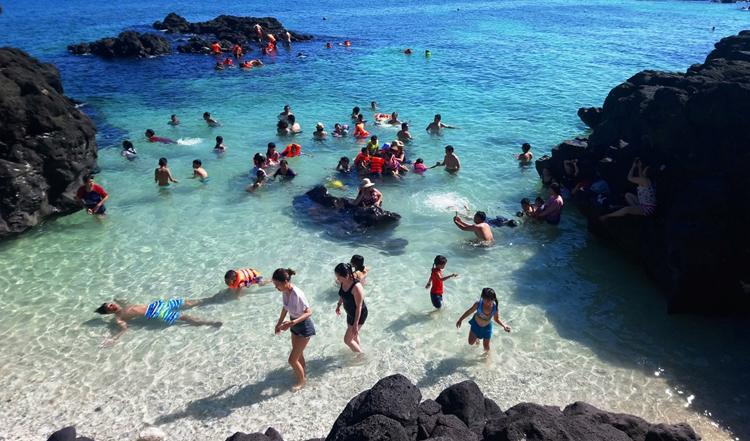 Quảng Ngãi đề xuất thu phí du khách tham quan đảo Lý Sơn
