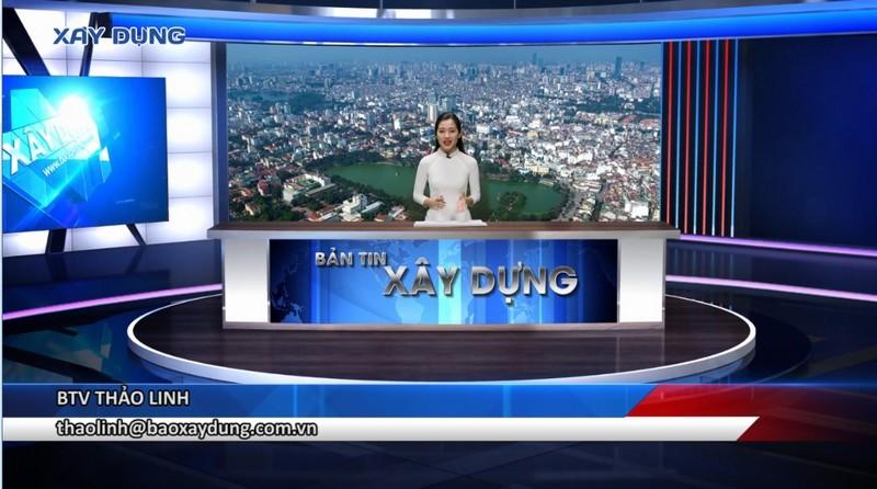 Bản tin Truyền hình Xây dựng số 97