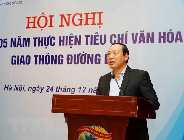 Thi hành kỷ luật đối với nguyên Thứ trưởng Bộ GTVT Nguyễn Hồng Trường