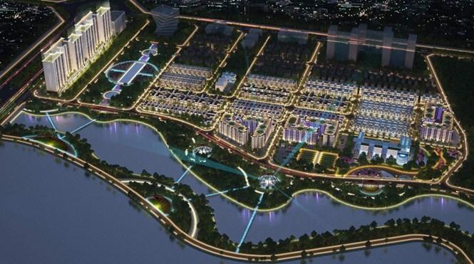 Hà Nội báo cáo Thủ tướng về dự án The Diamond Park