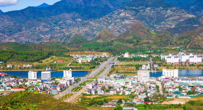 Điều chỉnh quy hoạch chung xây dựng TP Lai Châu