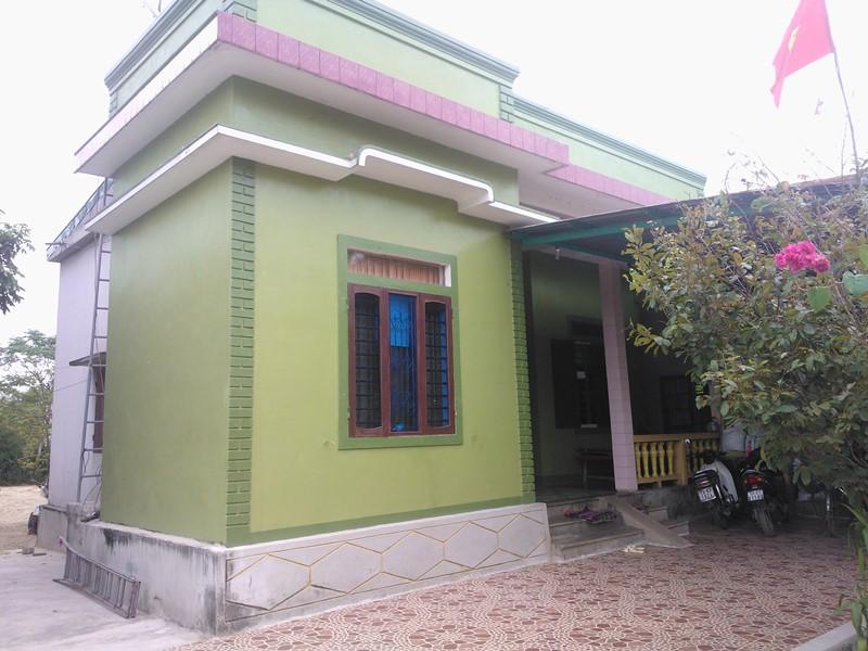 Quảng Bình: 11.905 hộ gia đình người có công với cách mạng hoàn thành việc xây dựng nhà ở
