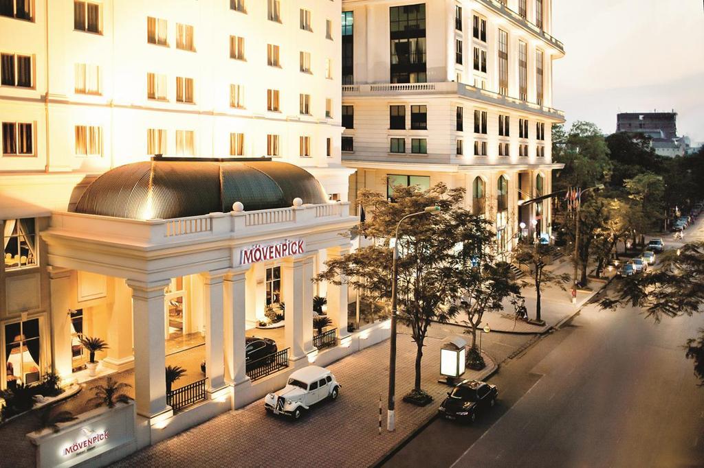 Nhiều khách sạn cỡ lớn tại Hà Nội thua lỗ