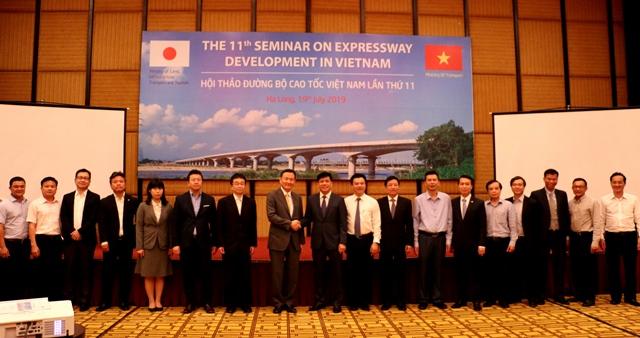 Hội thảo thường niên lần thứ 11 về đường bộ cao tốc Việt Nam - Nhật Bản