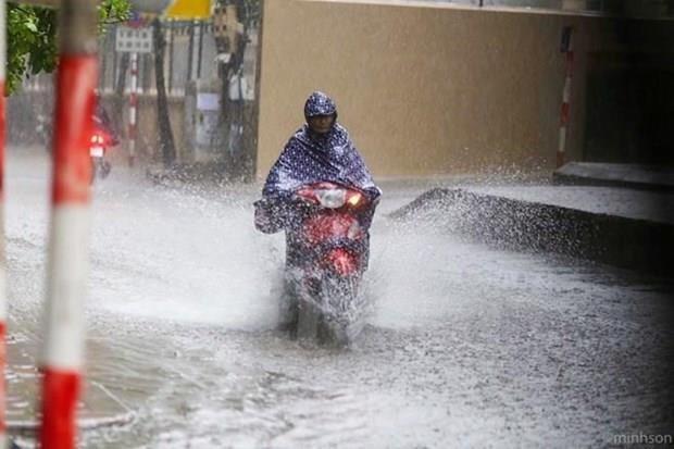 Đợt mưa lớn ở vùng núi Bắc Bộ khả năng kéo dài từ đêm 19 đến 25/7