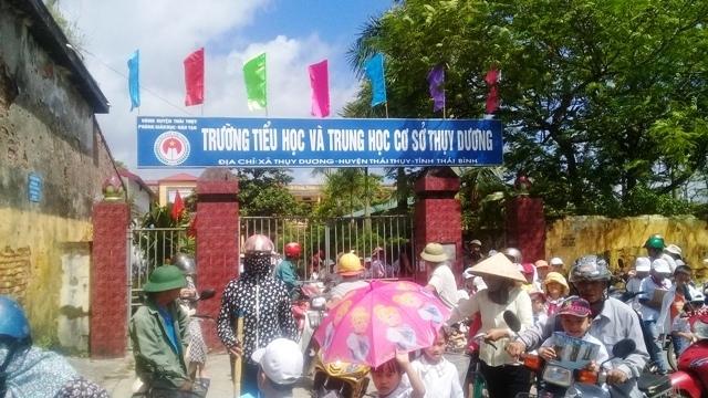 Thái Bình: Hàng loạt Hiệu trưởng, Hiệu phó không được bổ nhiệm sau chính sách mới của Huyện ủy Thái Thụy, lỗi tại ai?