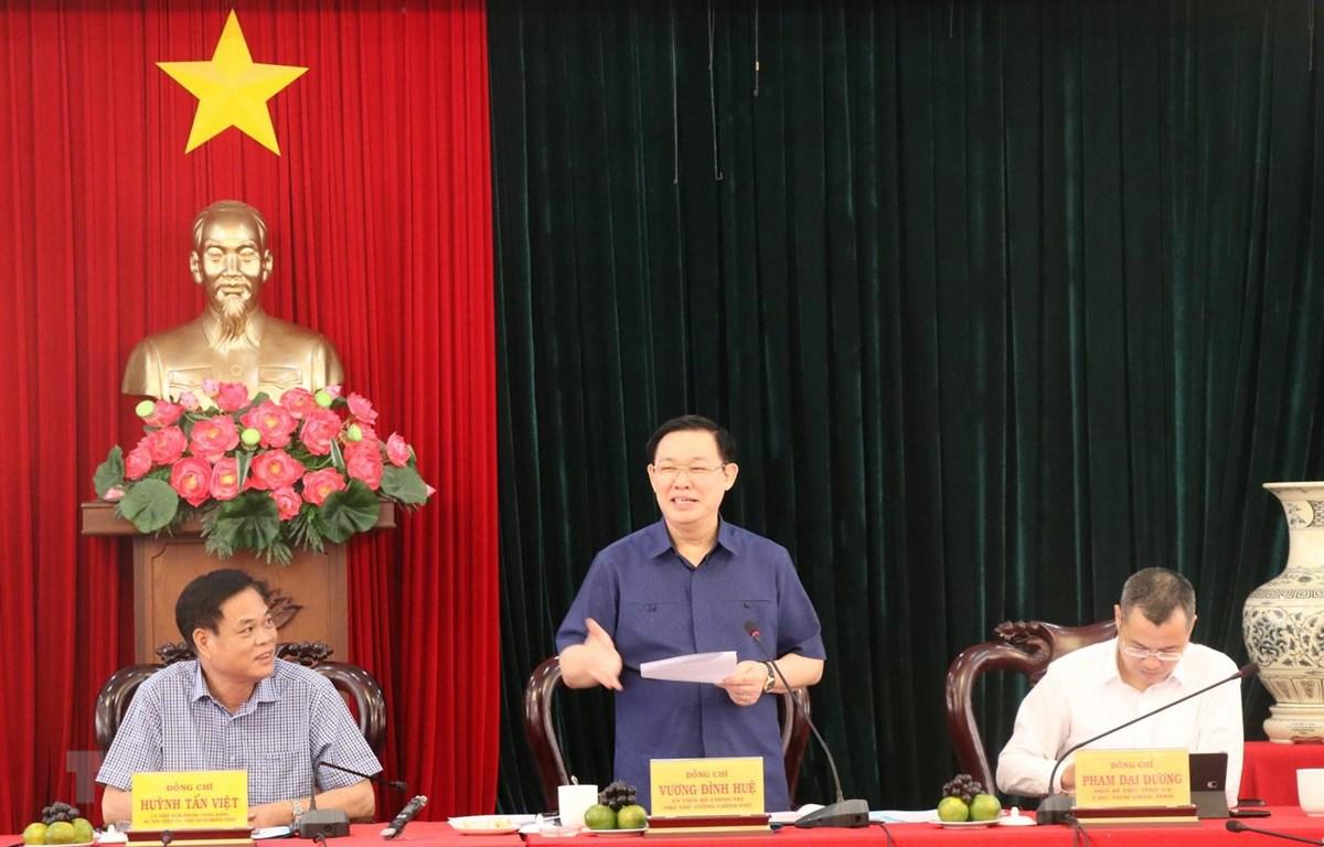 Rà soát về kiến nghị cơ chế đặc thù cho Khu Kinh tế Nam Phú Yên