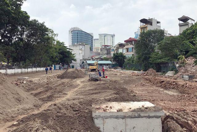 """Hà Nội thông 1,3 km đường Huỳnh Thúc Kháng sau 15 năm """"đắp chiếu"""""""