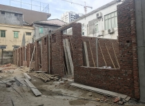 Xây dựng không phép, Công ty Cổ phần Xuất nhập khẩu và dịch vụ tổng hợp Nghệ An bị xử phạt 40 triệu đồng