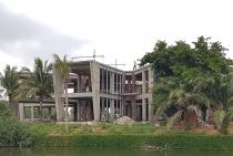Yêu cầu tháo dỡ phần xây dựng sai tại dự án Trung tâm Tổ chức sự kiện Huế Xưa - Huế Nay