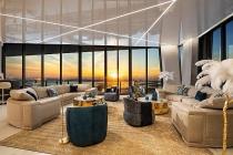 Căn penthouse cùng khu nhà của David Beckham có giá gần 19 triệu USD