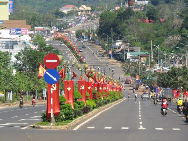 Nhiệm vụ lập Quy hoạch tỉnh Đắk Nông