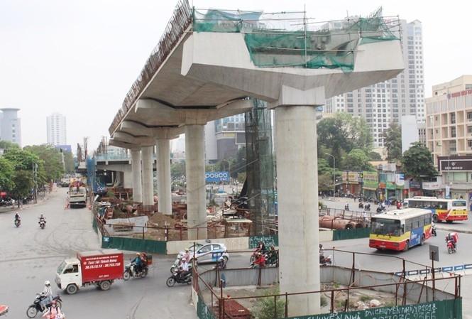 Dự án Metro Nhổn - Ga Hà Nội lại bị đòi bồi thường chi phí phát sinh
