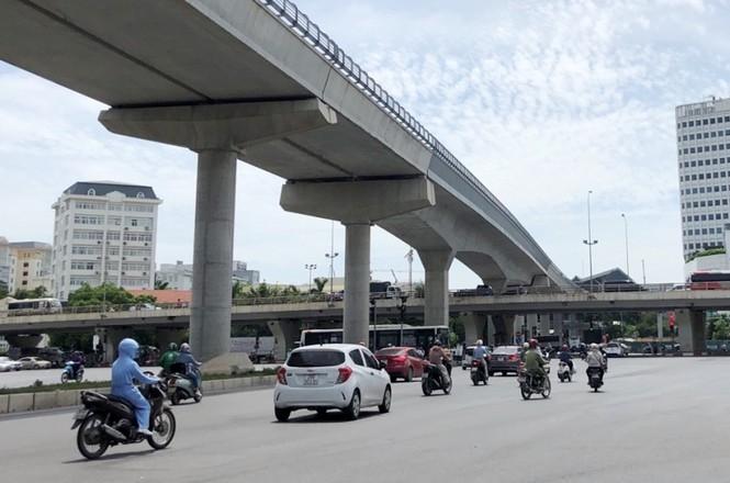 du an metro nhon ga ha noi lai bi doi boi thuong chi phi phat sinh