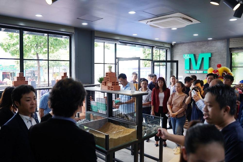khai truong tmt home mart showroom chi nhanh thu duc
