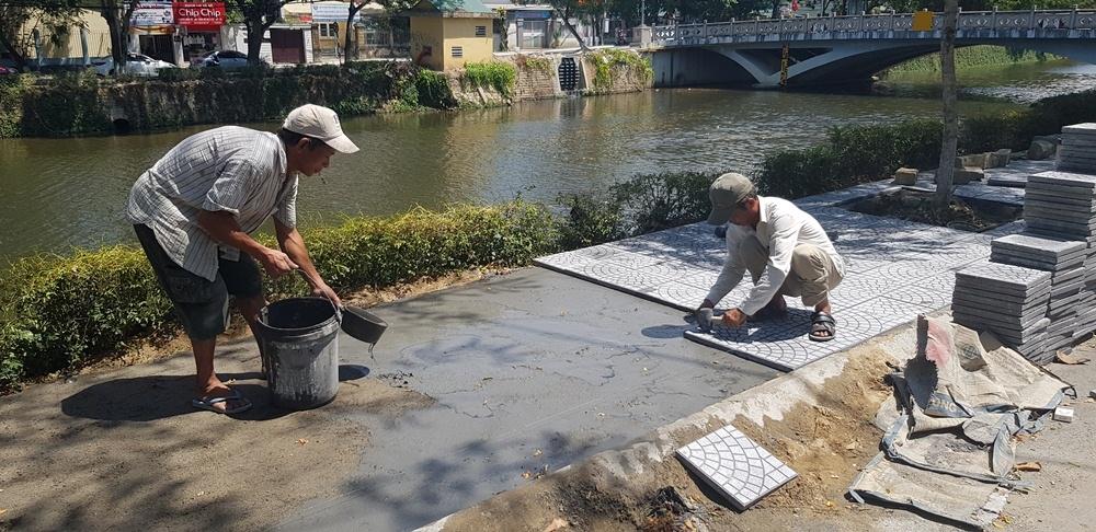 Thừa Thiên - Huế: Hơn 160 tỷ đồng nâng cấp mặt đường và vỉa hè