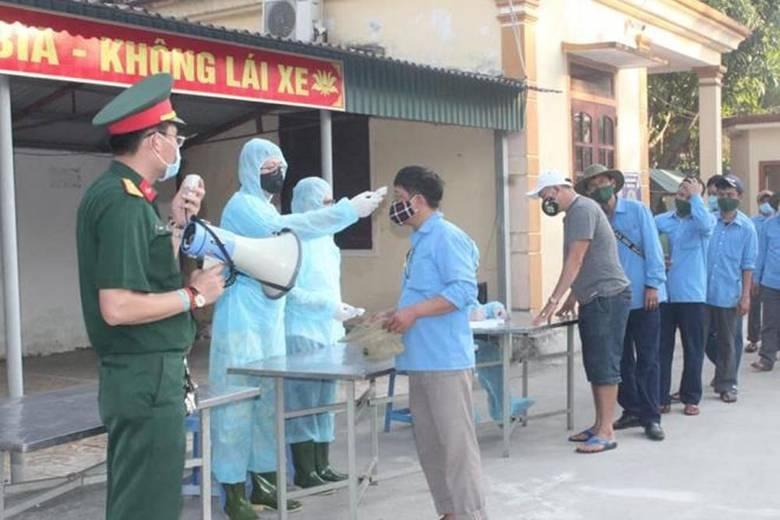 Nghệ An: Rà soát những người từng đến Đà Nẵng trong 14 ngày để phòng chống Covid-19