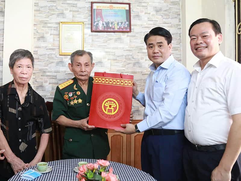 Hà Nội: Tri ân Anh hùng lực lượng vũ trang, thương binh tiêu biểu