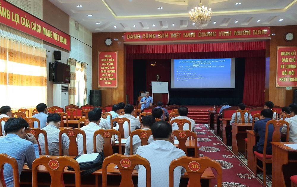 Tuyên Quang: Tổ chức Khóa bồi dưỡng chuyên sâu theo Đề án 1961