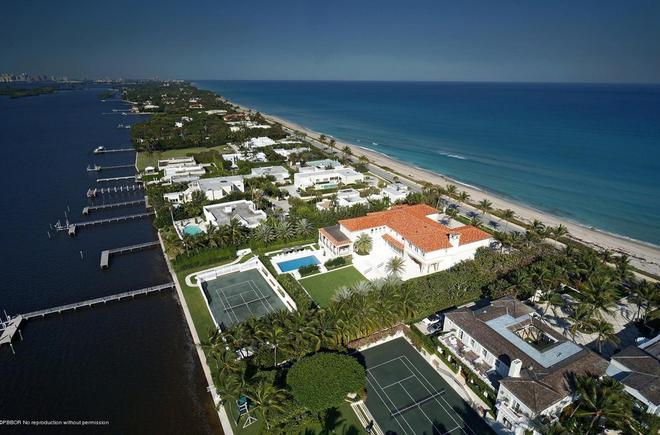Biệt thự Palm Beach sang trọng giá 51,4 triệu USD