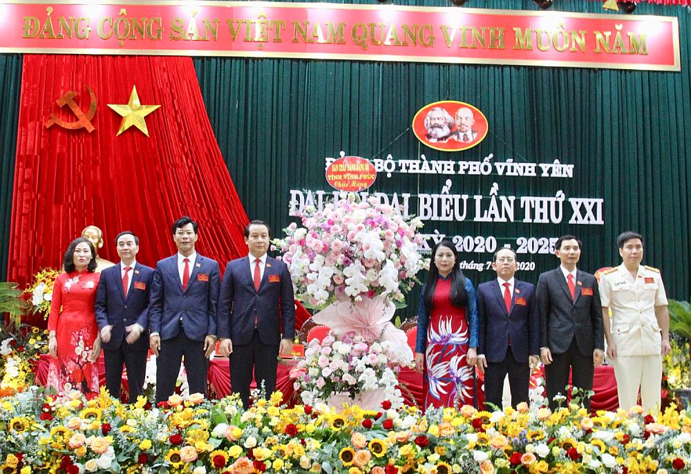 Hướng tới xây dựng đô thị Vĩnh Yên thông minh, hiện đại và giàu bản sắc