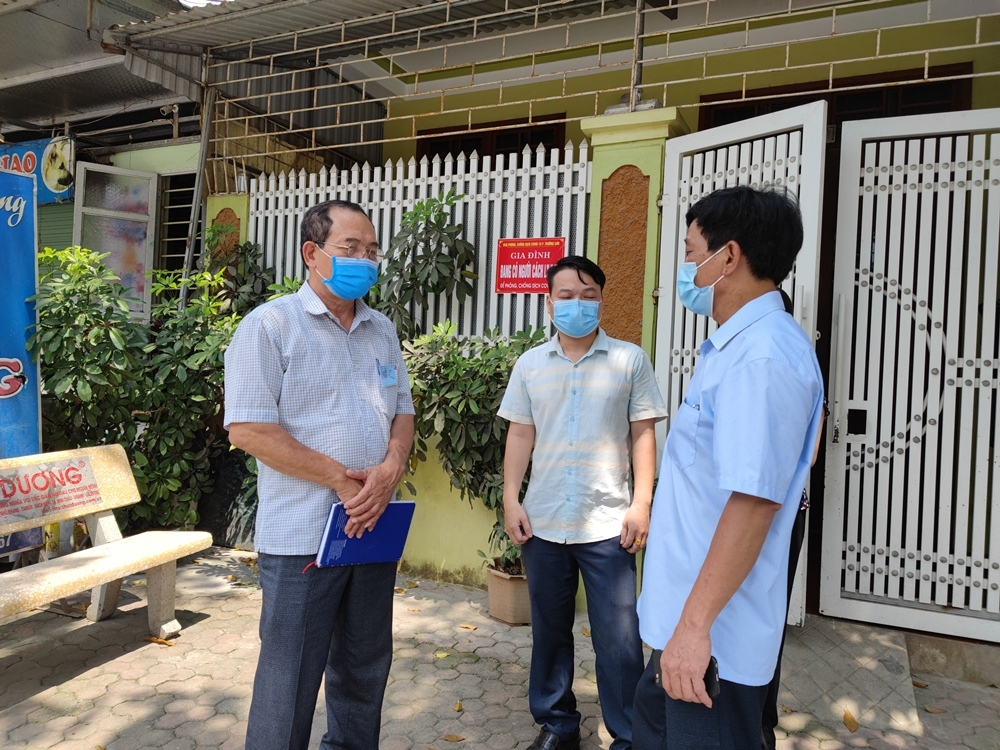 Thanh Hóa: Chủ tịch UBND tỉnh ra Công điện phòng, chống dịch Covid-19 trong tình hình mới