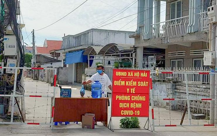 Ninh Thuận xác nhận 1 trường hợp dương tính với SARS-CoV-2