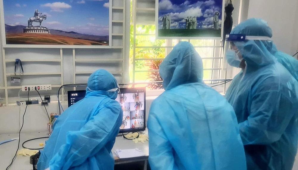 Tăng cường kiểm tra giám sát các khu cách ly tập trung tại Thành phố Hồ Chí Minh