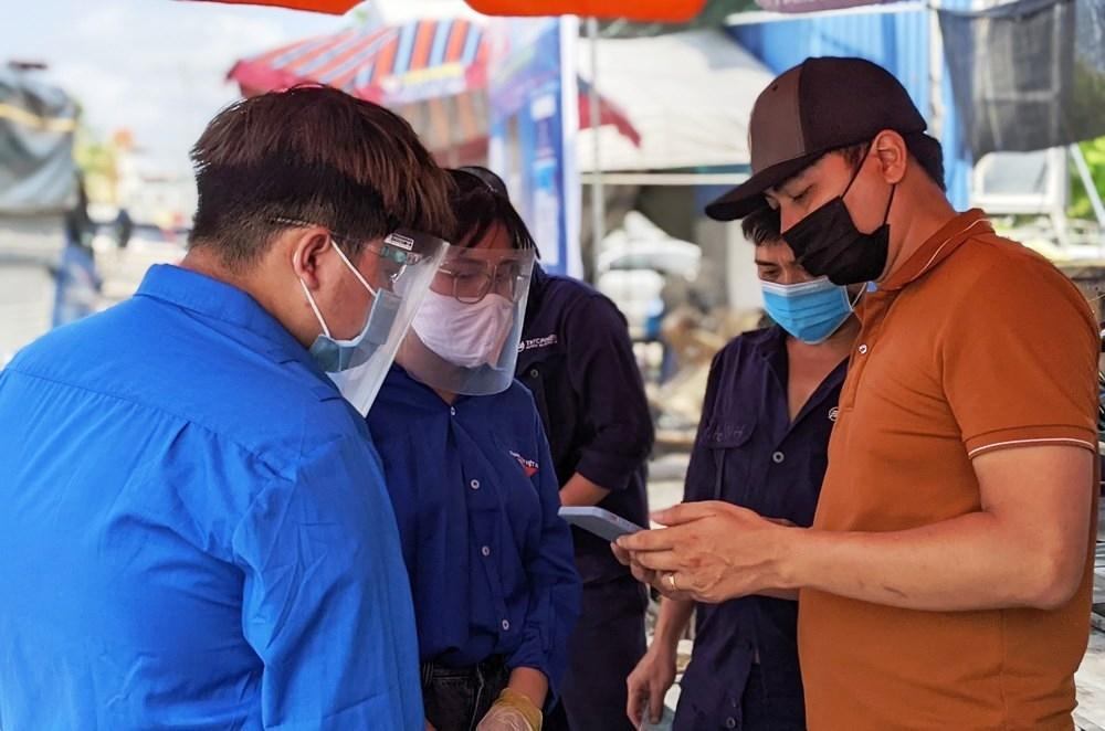 Hải Phòng: Những người có kết quả xét nghiệm âm tính với virus SARS-CoV-2 trong vòng 5 ngày mới được vào thành phố