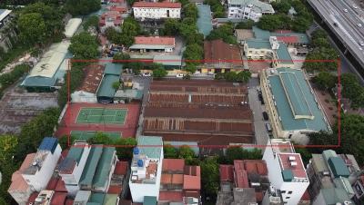 Hà Nội: Rà soát, xác minh hoạt động xây dựng tại khu đất do Ngân hàng Nhà nước Việt Nam quản lý