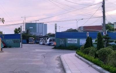 Hải An (Hải Phòng): Bãi giữ xe, nhà xưởng gây mất mỹ quan đô thị, phá vỡ quy hoạch