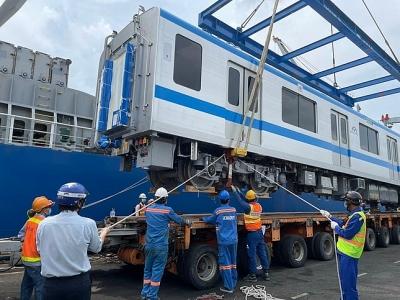 Tuyến metro Bến Thành – Suối Tiên chuẩn bị vận hành thử nghiệm