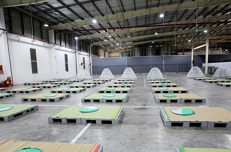 Bắc Ninh: Hàng trăm doanh nghiệp trong các khu công nghiệp hoàn thành bố trí chỗ ở cho người lao động