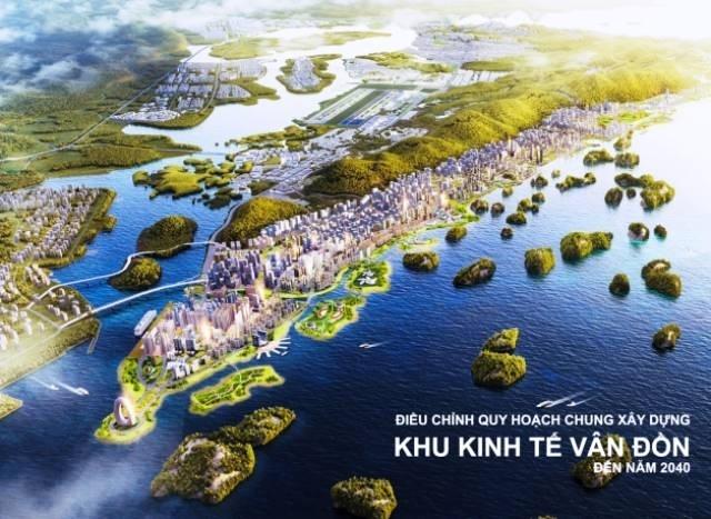 Quy hoạch tỉnh Quảng Ninh thời kỳ 2021 - 2030, tầm nhìn đến năm 2050
