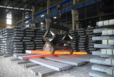 Đề xuất tăng thuế xuất khẩu phôi thép từ 0% lên 5%