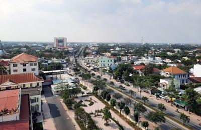 Vĩnh Long: Đầu tư gần 1.500 tỷ đồng xây dựng đường từ Quốc lộ 53 – Khu Công nghiệp Hòa Phú (Đường tỉnh 909B) - Đường Phú Lộc Bầu Gốc - Quốc lộ 1