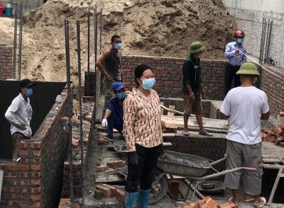 Hà Nội đề xuất mức phạt gấp đôi khi xây dựng sai phép trong nội đô