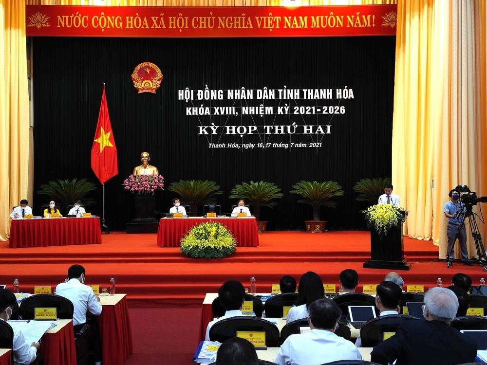 Thanh Hóa: Kỳ họp thứ hai HĐND tỉnh khóa XVIII thành công tốt đẹp