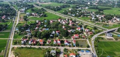 Phổ Yên (Thái Nguyên): Xã Tân Hương - điểm sáng trong phát triển hạ tầng giao thông
