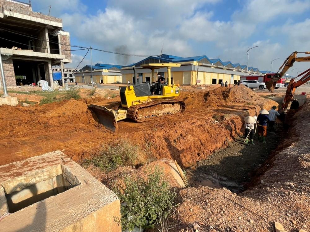 Vĩnh Phúc: Đảm bảo an toàn phòng chống dịch Covid-19 trong hoạt động xây dựng trên địa bàn