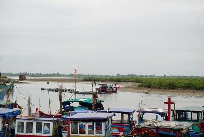 Hà Tĩnh: Đầu tư 60 tỷ đồng đổi mới diện mạo cảng cá Thạch Kim